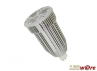 LED Spot (USA) | 12V | 9W | VV 60W | Wit 3800k | MR16