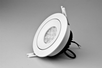 LED inbouwspot | 12 LEDs | 1320Lm | Rond | 15W | Warm Wit |