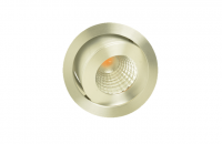 Klemko | LED inbouwspot | 1 LED | Rond | 3,3W | 350mA | Extra Warm Wit | LCB-IBM-3,3WW