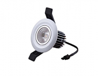 Interlight | Camita | LED inbouwspot | 1 LED spots | 440Lm |