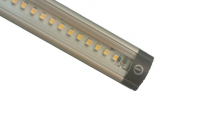 LED Strip | Plat | Type FLAT LO SMALL | 100cm | Koud Wit | 11W | 12V | Schakelaar