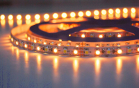 SMD LEDstrip | Waterdicht | 12V | 24W | 300 LEDs | 5M | Extra Warm Wit |