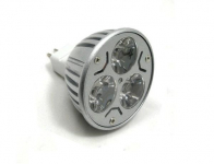 LED Spot (BRIGELUX) | 12V | 4,3W | VV 40W | Wit | MR16 | 45Graden