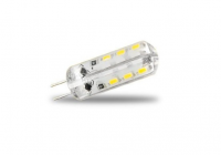 LED steeklampje | 12V | 1,2W | VV 10-15W | Warm Wit | 10 x G4 | 110Lm