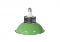 LED Spot (PowerLED) | 220V | E27 | 20W | VV 100 -150W | Warm Wit | LED | Groen