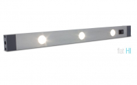 LED Strip | Plat | Type FLAT HI | 30,5cm | Warm Wit | 3W | 24V