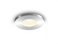 LED inbouwspot | 1 LEDs | Rond | 5W | Warm Wit | LWLDC978B.AWW