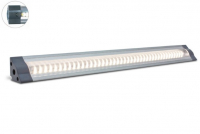 LED Strip | Plat | Type Corner LO | 100cm | Daglicht Wit | 11W | 24V | Switch