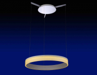 LED Hanglamp | 66.5 x 15.5 x 66.5 | Disc One 67