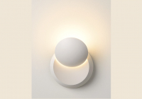 Lucide wandlamp | 1 x 4W | 100 x 60mm | LUNA-LED | Wit