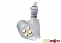 LED Spot | 3~ 230V | 10W | Natural White | voor spanning