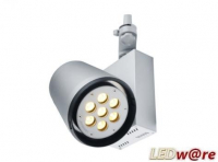 LED Spot | 3~ 230V | 17,5W | Cool White | voor spannings