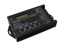LED Timer / Dimmer | 5 kanaal | 4A | 200W | Programeer