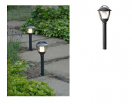 LED Tuinlamp | 12V | Rond | 3W | Warm Wit | LAURUS