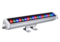 LED Powerbar | 220V | 36W | 18 gekleurde LEDs