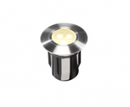 Garden Lights - Grond spot Alpha (3000K | 0,5W | 10lm | 12V | 45x42mm)