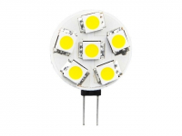 LED steeklampje | 12V | 1,2W | VV 10-15W | Warm Wit | G4 | 110Lm