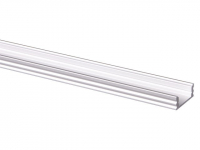 Afhaal LED Profiel 25 | Standard | 17,5 x 7.5mm | Opaal, PC, UV