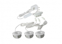 LED Kastverlichting set | 2 Lampjes | 2 x 1W | 100Lm