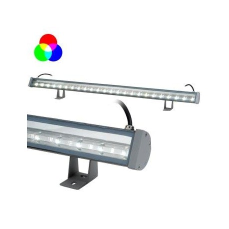 LED Powerbar | 24V | 28W | RGB | Bar CREE XR-C, 1722Lm, IP65